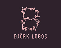 Björk logos