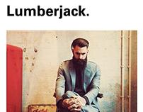 Lumberjack. (Magazine)