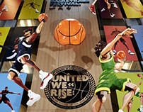 Nike Town New York World Basketball Festival