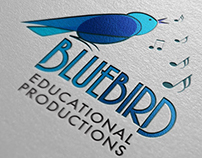 BlueBird Educational Productions Logo Design & Assets