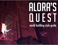 Alora's Quest World Building Style Guide