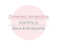 Portfolio - Bijoux & Accessoires