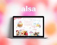 Alsa - Webdesign jeu concours