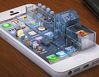 Smartphone - Street Portble