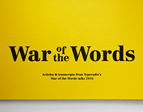 War of the Words Publication