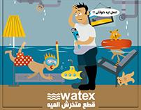 Whitex Company Social Media AD