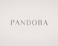 Font Pandora