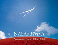 NASA History book covers