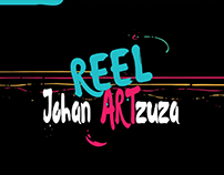 Reel Animation & Motion Graphics