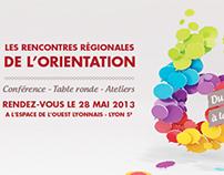 Rencontres Régionales de l'Orientation du PRAO