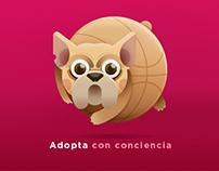 Adopta con conciencia