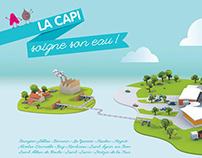 CAPI L'AGGLO - Parcours pédagogique
