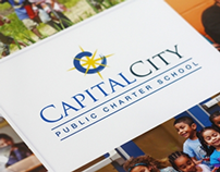 Capital City Public Charter School Plaques