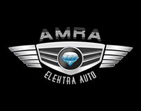 AMRA Elektra Auto Logo