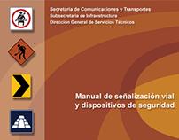 Manual de Señalización Vial en carreteras de México