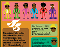 Jackson5 Infographic