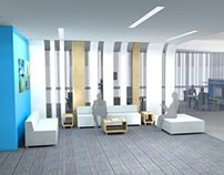 Interior Studio IV: Corporate Office