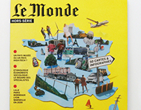 LE MONDE - Illustrations