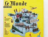 LE MONDE - Illustrations