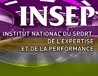 VIRTUAL VISITE of the INSEP