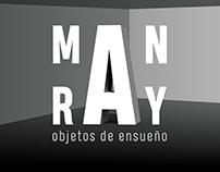_MAN RAY, OBJETOS DE ENSUEÑO