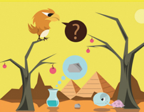 Interactive Design | The Birds & The Tortoise