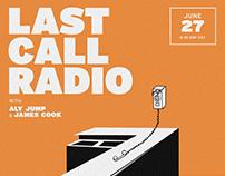 Last Call Logo/Branding/Flyers