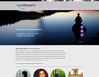 Spaboom | Website Design