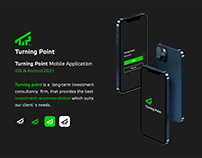 Turning Point | Mobile App.