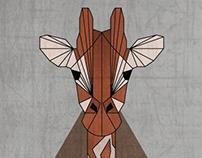 Geometric Animals II