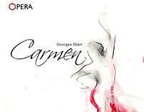 Carmen poster concept