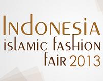 Jakarta Islamic Fashion Fair 2013