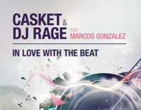 Casket & Dj Rage - In Love With The Beat
