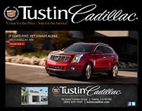 Tustin Cadillac :: Portfolio example