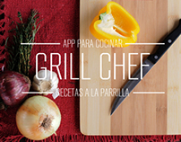 Grill Chef App