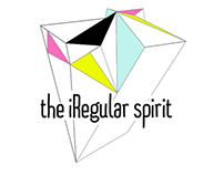 the iRegular spirit brand identity