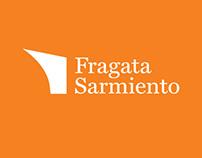 Museum ARA Fragata Sarmiento | Brandbook logo
