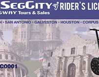 Segcity Rider's Licence