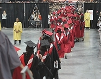 The New School - Graduation 2013