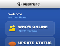 BlackPlanet Mobile Web