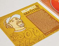 Exit Prose - CD Packaging
