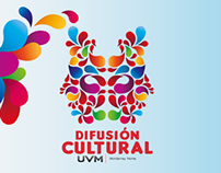UVM | Difusión Cultural 2013
