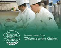 The Culinary Institute of America Cocina