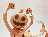 Jack Pumpkinhead | 2014