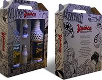 Pack Ypióca Empalhada