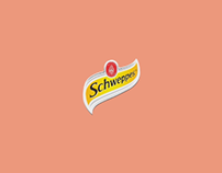 "Schweppes ""Drink Different"""