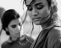 Aikeyah : Malgudi 2016 Fashion Campaign in Monochrome