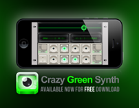 Crazy Green Synth @ App Store