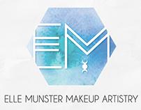 Elle Munster Makeup Artistry Branding