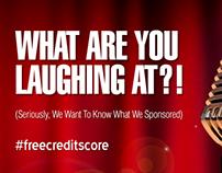 South Beach Comedy Sponsor Program Ad